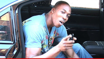 Dwight Howard -- BLAMES BROTHER ... He Ran Red Light, Not Me!