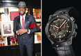 Dwyane Wade -- DROPS NEW $20K WATCH ... It's Part Alligator!