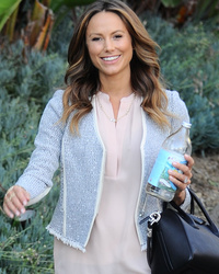 Stacy Keibler Shows Off Super Slim Post-Baby Body