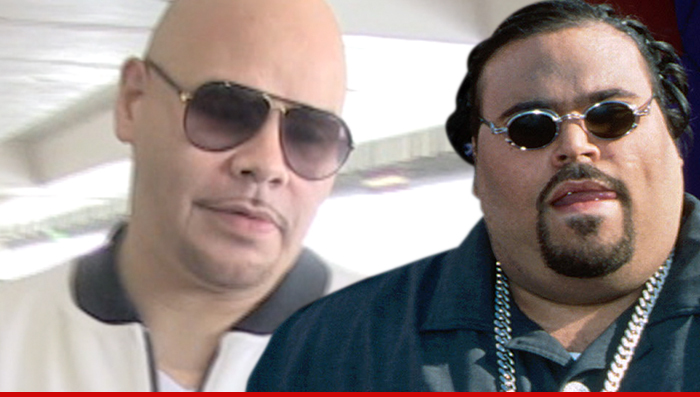 Big Pun — Widow Claims Fat Joe Has Screwed Her Over … Royally