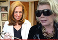 Joan Rivers' Doctor -- It's A Lie ... There was NO Selfie