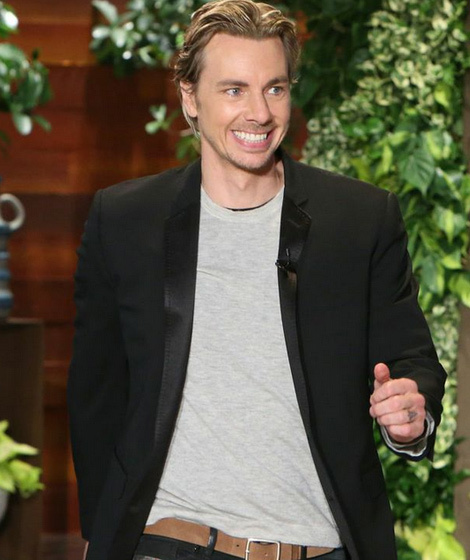 kristen bell wedding ring: Why Dax Shepard Got A Tattoo Instead Of A Wedding Band