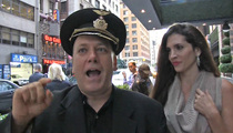 Benjy from 'Howard Stern' -- WORST APOLOGY EVER ... After Crashing NFL Event