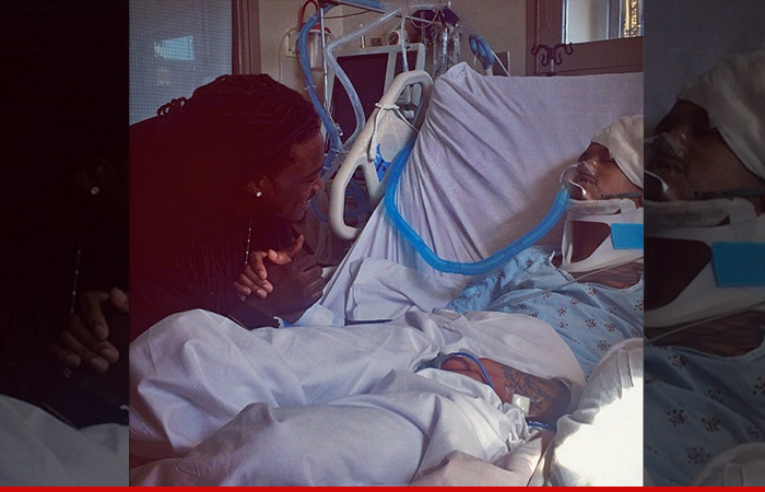 August Alsina Wakes Up From 3-Day Coma After Collapsing On Stage