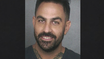 'Ink Master' Judge Chris Nunez ARRESTED For DUI