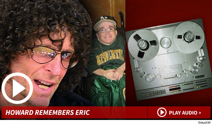 Howard Stern Eric The Actor Death