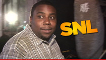 Kenan Thompson -- Leaving 'Saturday Night Live' After This Season