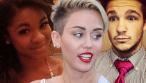 Miley Cyrus -- Burglars Inspired by Bling Ring ... Chick was Ringleader
