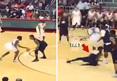 Trey Songz -- DESTROYED ON THE COURT ... By Street Ball Legend