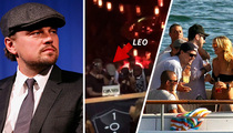 Leonardo DiCaprio -- Busts a Rhyme ... Some Said It Was Whack