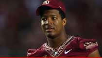 FSU Star Jameis Winston -- My Rape Accuser Tried to EXTORT Me