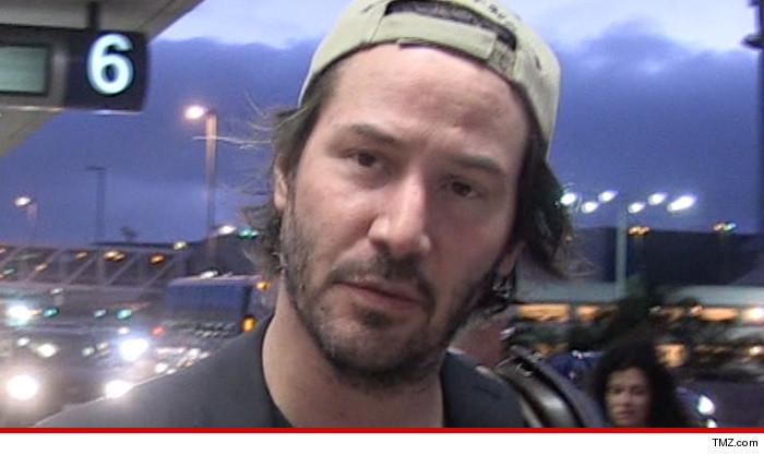 Keanu Reeves Intruder