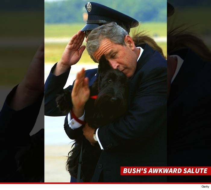 0924-bush-dog-salute-getty