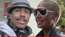 Nick Cannon -- I Didn't Cause Amber Rose's Divorce