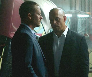 "Vin Diesel Shares New ""Fast & Furious 7"" Photos With Paul Walker"