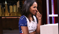 "Kerry Washington Plays ""Box of Lies"" with Jimmy Fallon -- And It's Hilarious!"