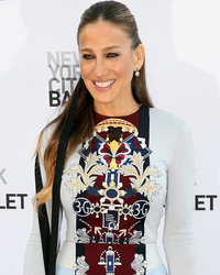 "Sarah Jessica Parker Attends Same Event as One of Her ""Sex and the City"" Love Interests"