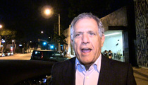 CBS Honcho Les Moonves -- Hey Rihanna, No Hard Feelings