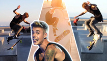 Justin Bieber -- Skate Or Die … Laughing