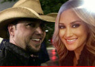 Jason Aldean -- ENGAGED to  Brittany Kerr