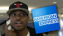 Larenz Tate Sued -- Menace II His AMEX Card