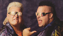 Pro Wrestlers The Nasty Boys: 'Memba Them?!