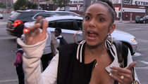 Erica Mena -- Heartbroken Over Amber Rose/Wiz Khalifa Breakup