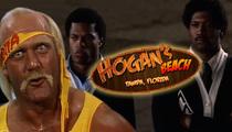 Hulk Hogan -- Restaurant Dress Code ... Signs of a Blackout