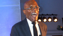 "Samuel L. Jackson Sings ""Show Me Love"" -- See His Awesome Performance"