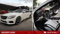 Carlos Boozer -- I Gave My Sick Ride A Sicker Makeover ... For $20,000