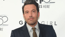 "Ben Affleck Jokes About Missing Clooney's Wedding: ""Some of Us Have to Work"""