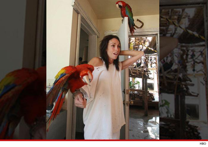 Heidi Fleiss Birds