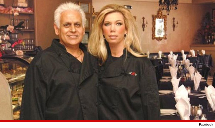 Kitchen Nightmares Threatens Knife