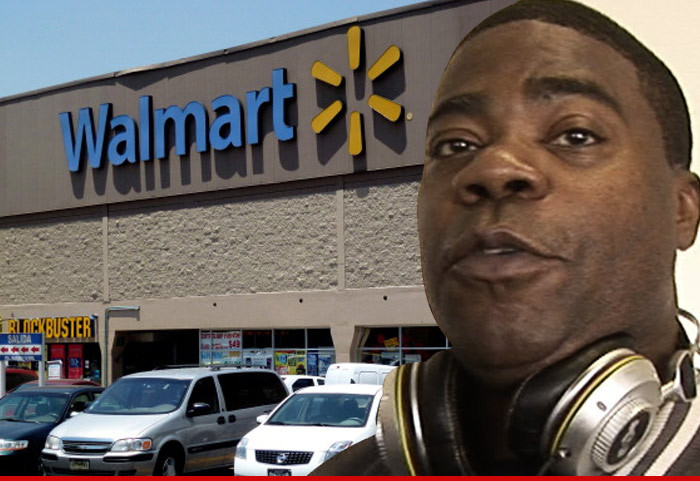 Tracy Morgan Accident — Walmart Blames HIM For His Injuries