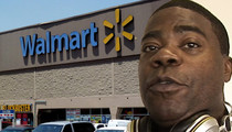 Tracy Morgan Accident -- Walmart Blames Him for Not Wearing Seat Belt