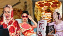 Katy Perry -- The Pies Have It