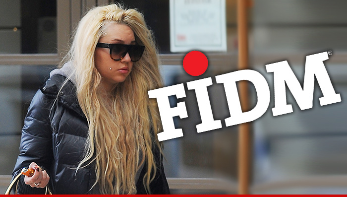 Amanda Bynes Kicked Out Fashion School