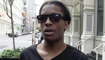 A$AP Rocky Lawsuit -- So My Shows Get Rowdy ... Quit Whining About a Little Slap