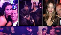Justin Bieber -- Dodging Miranda Kerr in Paris!