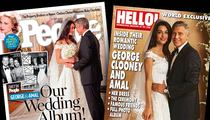 George Clooney -- We Sold Wedding Pics to Highest Bidder ... For Charity