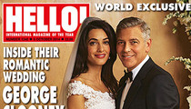 George Clooney and Amal Alamuddin's Official Wedding Photos Are Here!