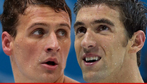 Ryan Lochte -- Michael Phelps Made 'Dumb Decision' ... Should've Had a Driver