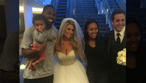 NFL Star Torrey Smith -- Best Wedding Crasher Ever ... Says Bride