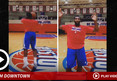 Andre Drummond -- Half Court Shots Goin' In ... On A Tuesday
