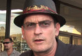Charlie Sheen Investigated for Pulling Knife On Dentist