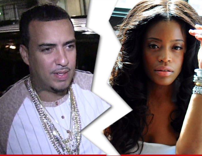 French Montana -- Ain't Worried 'Bout Nothin ... Finally Divorced ...