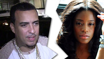 French Montana -- Ain't Worried 'Bout Nothin ... Finally Divorced