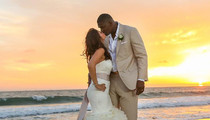 Keyshawn Johnson -- Wedding Assist ... From NHL Legend