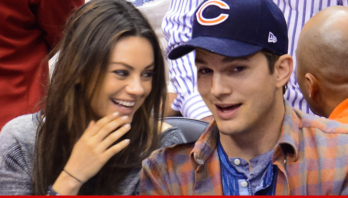 Mila Kunis & Ashton Kutcher's Baby Born