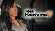 'Real Housewives of Atlanta' Star Porsha Williams -- Demoted for Being a Pain in the Ass